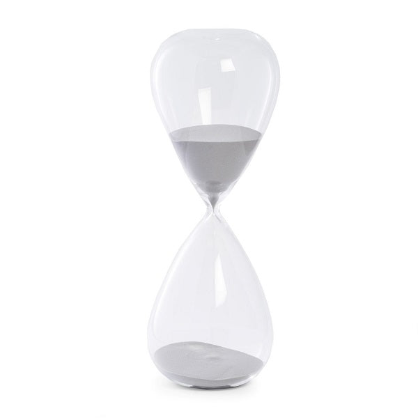 240 Minute Hand Blown Sand Timer