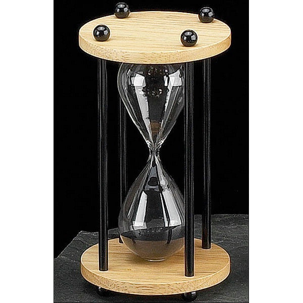 Time Waits for No One Hourglass