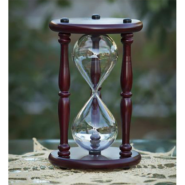 Message In a Bottle Hourglass
