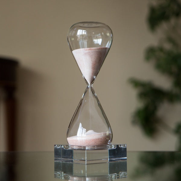 60 Minute Freestanding Triangle Sand Timer