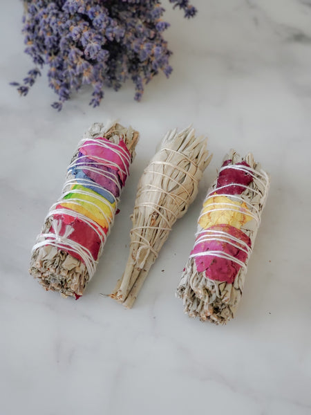 Smudging Tools Naturally Devine Wellness