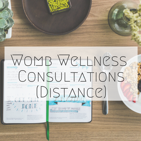 Womb Wellness Distance Consultations - Naturally Devine Wellness Richmond VA