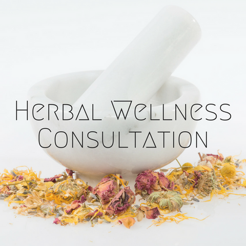 Herbal Wellness Consultations - Naturally Devine Wellness Richmond VA