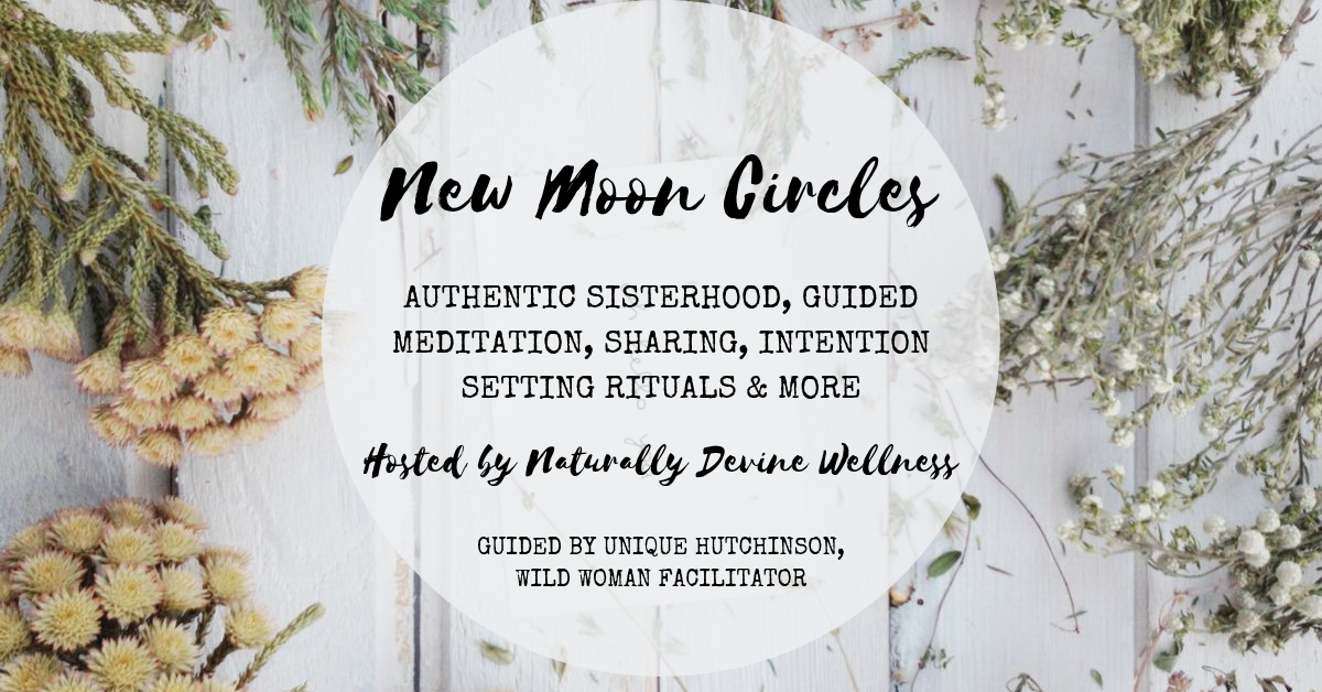 Moon Circles by Naturally Devine Wellness Richmond VA