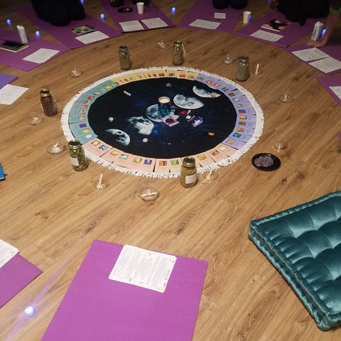 New Moon Circle by Naturally Devine Wellness Richmond VA
