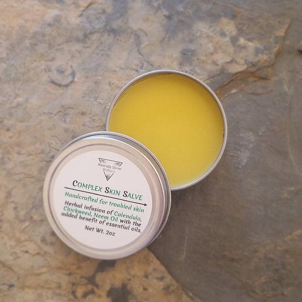 Complex Skin Salve, Herbal Salves, Naturally Devine Wellness, Naturally Devine Herbal Apothecary