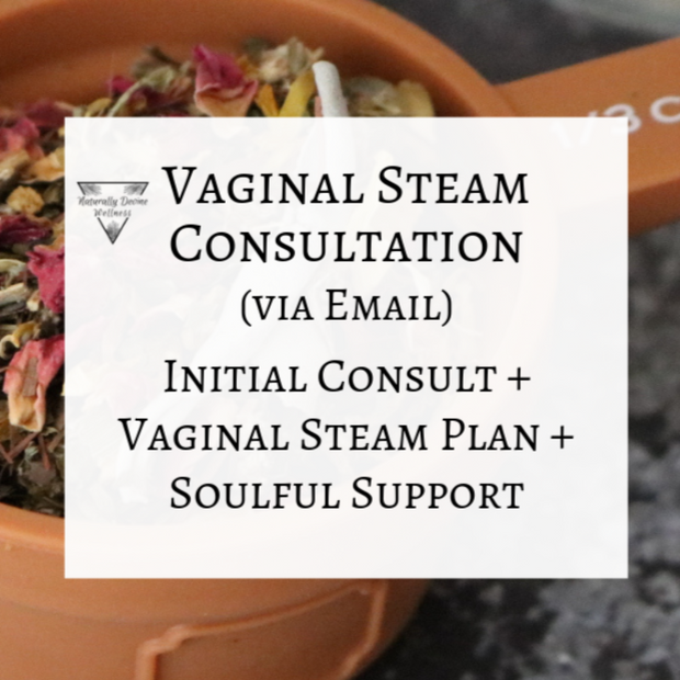 Vaginal Steam Consultation
