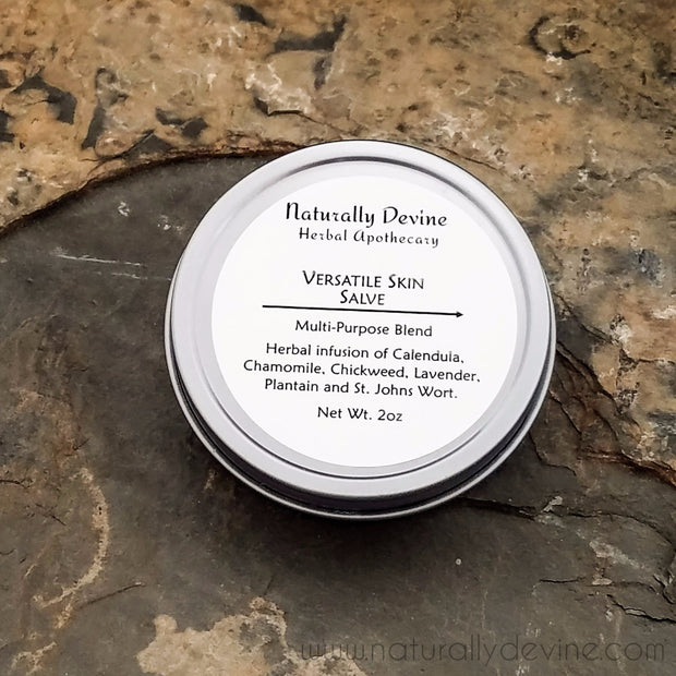 Versatile Skin Salve by Naturally Devine Herbal Apothecary