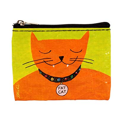 Fat Cat - Coin Purse