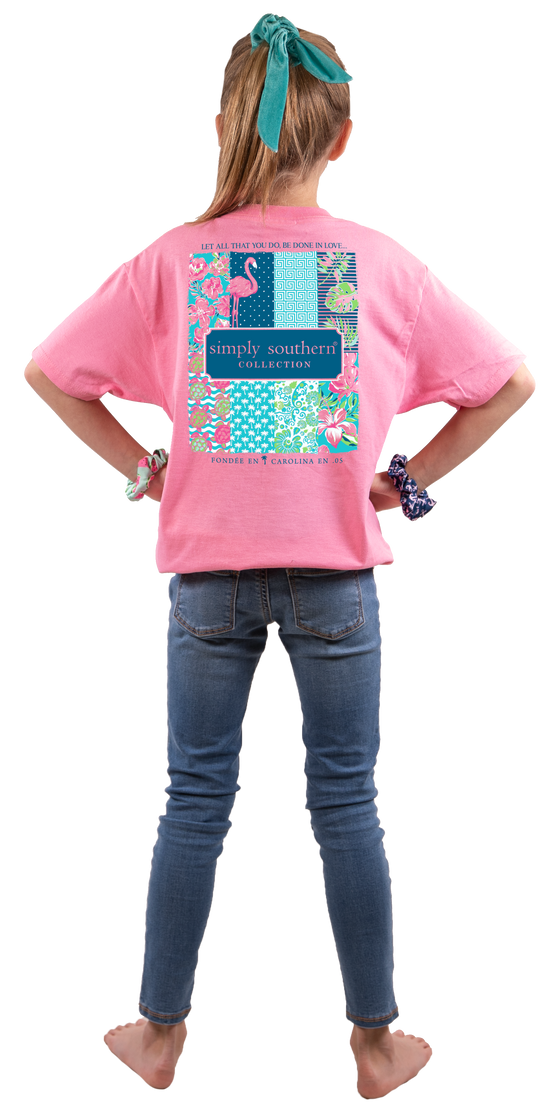 Simply Southern Collection Youth Tee