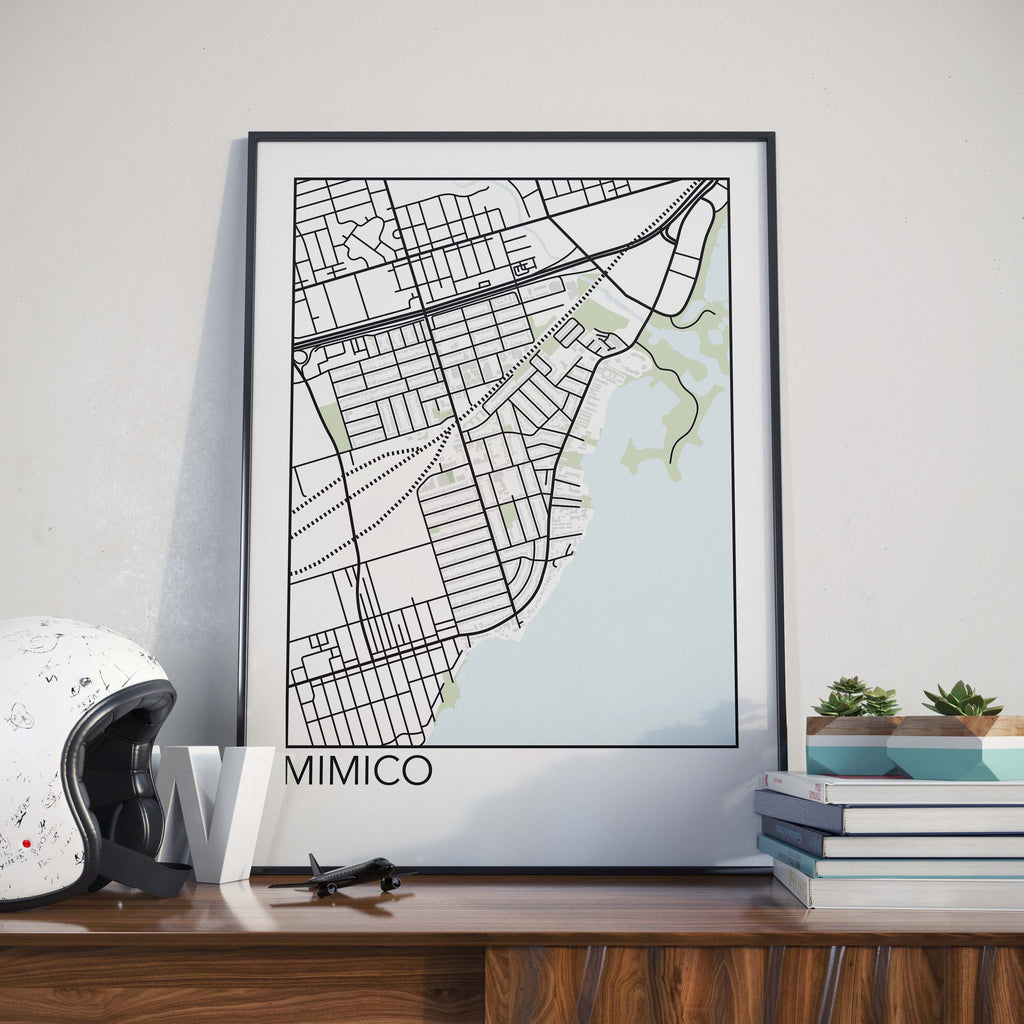 Mimico, Toronto Neighbourhood Map