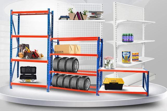 WE CAN MAKE IT WORK FOR YOU, WITH FALCON SHELVING!