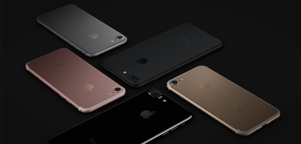 Apple iPhone 7 & iPhone 7 Plus Officially Released with Waterproof Feature