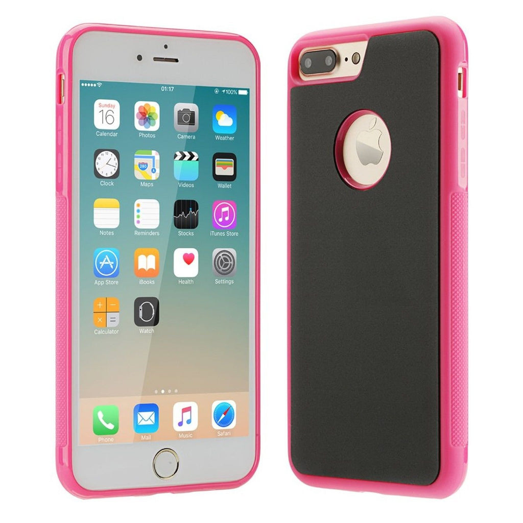 Anti-Gravity Case for iPhone 7 plus pink