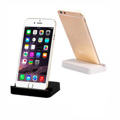 iPhone Charging Desktop Stand Dock Station Cradle Data Sync for 5 5s 6 6s plus - SUKAR