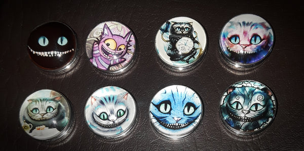 18mm noosa snaps Cheshire Cat