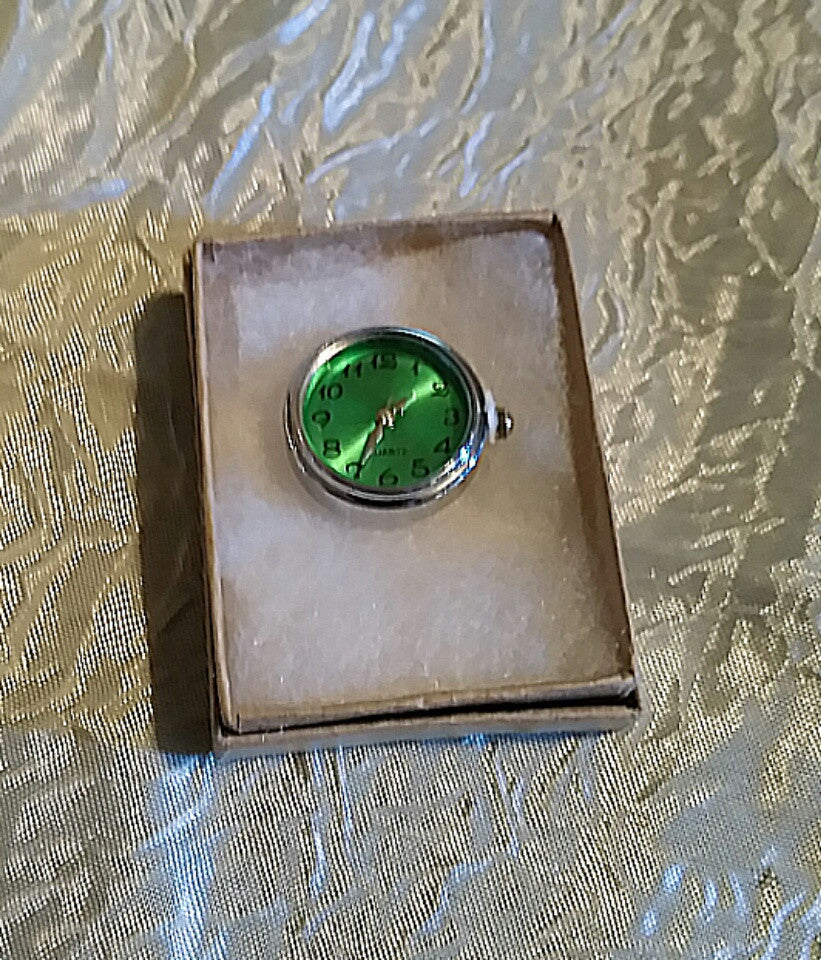 Hot 🔥 new 18mm Watch snap Green