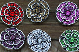 HOT NEW FASHION SNAP AND SWITCH 18mm  Snap flowers in multiple colors