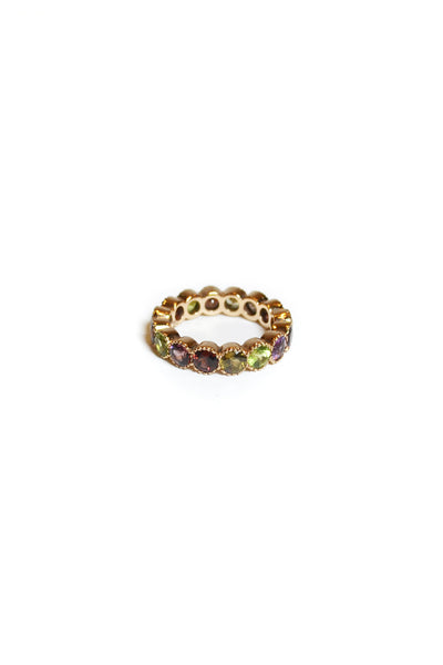 NEW YORK FALL ETERNITY RING