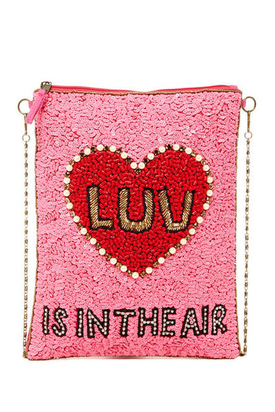 Luv Is In The Air Purse