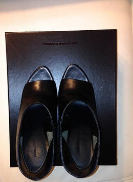 Alexander Wang Black Wedges Size 8