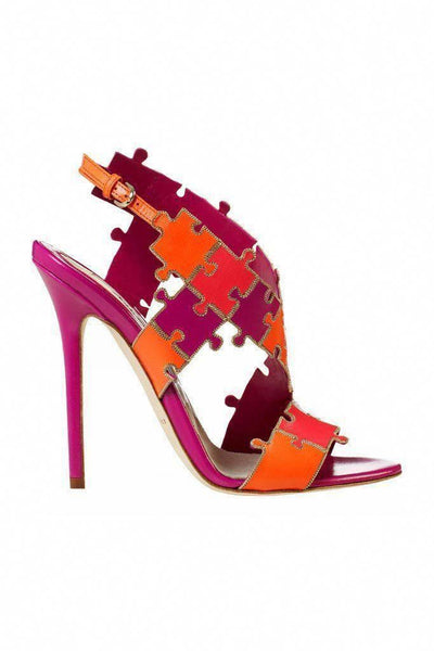 Brian Atwood Puzzle Heel