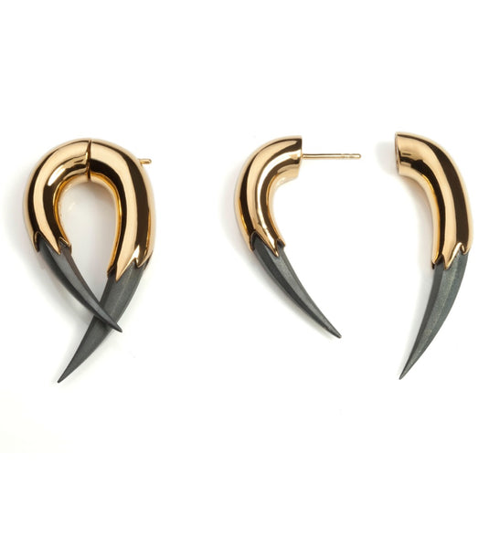Vampire Claw Earrings