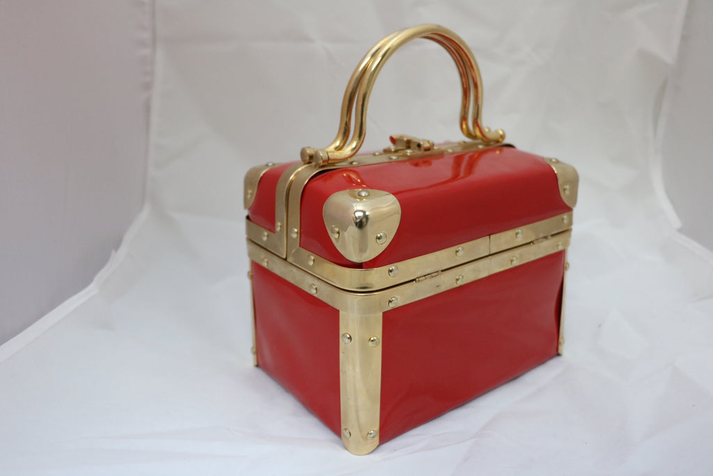 Bella Borsa Vintage Trunk Purse