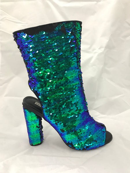 Sequin Party Boot