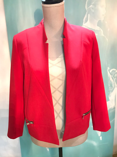 Trouvé Red Blazer