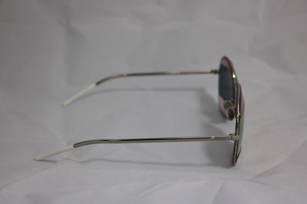 19d186e495 Dior Split 2 Aviators – Tiffany Blue - The Designer Consignor