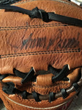 JOHNNY BENCH SIGNED RAWLINGS REAL BASEBALL CATCHERS MITT 50% OFF SALE
