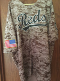 TODD FRAZIER MAJESTIC SIGNED JERSEY with TAGS - Very Rare !! Very Cool