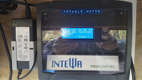 AQUALOOP controller