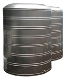 Rainwater harvesting for home, 10000 ltr stainless steel