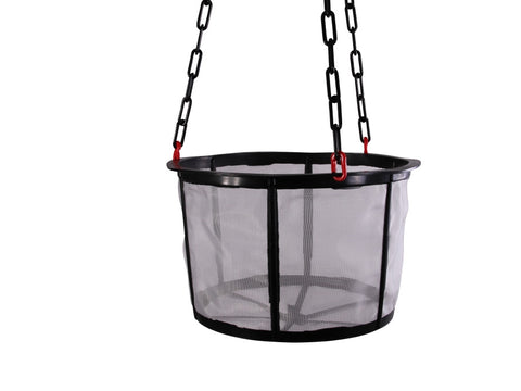 Filter basket 400 incl. chain