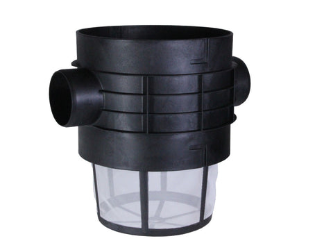 PLURAFIT Filter with filter basket, tank installation