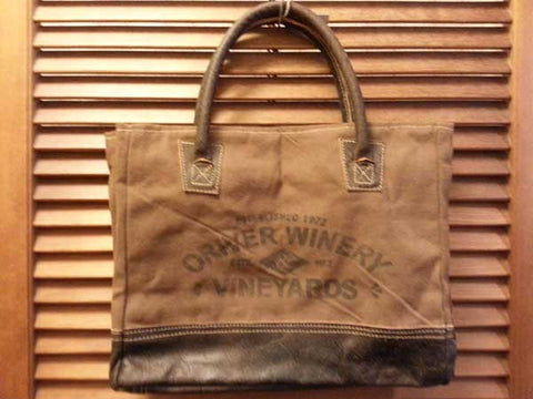 Oriver Winery Bag | Accessories | The Last Resort