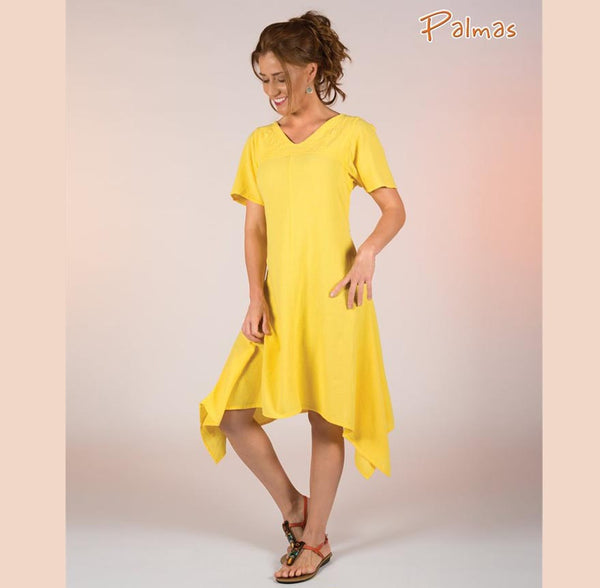 Palmas Dress by Manta del Lago