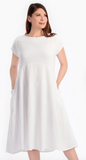 Abejaruco Cotton Dress by Dunes