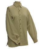Big Sur canton fleece button-down shirt by  Sea Breeze