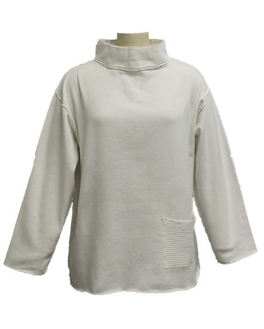 Canton fleece beach cruiser pullover by Sea Breeze