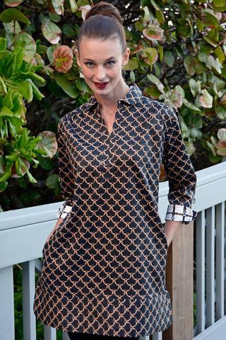 Vail Tunic by Tizzie