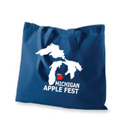 Michigan Apple Fest Tote