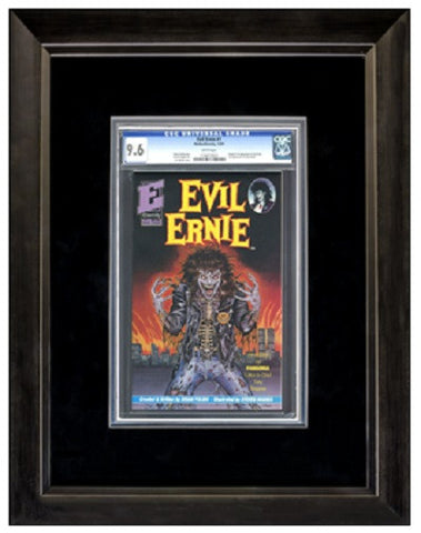 Premium Graded Comic Frame