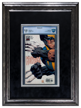 Standard Graded Comic Frame