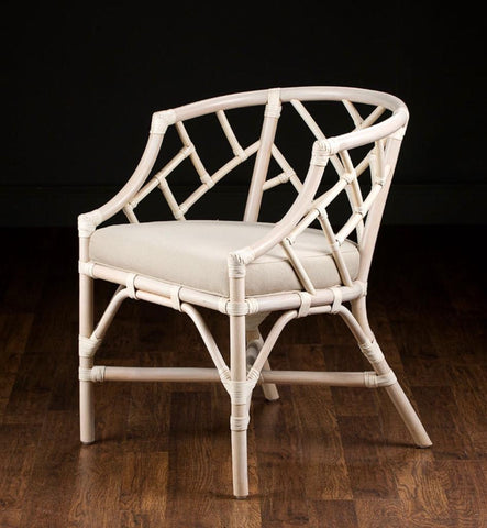 Bamboo Rattan Chair
