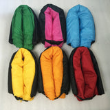 High Quality Creative Beach Air Bag Sofa / Outdoor Fast Inflatable Air Sleeping Bags