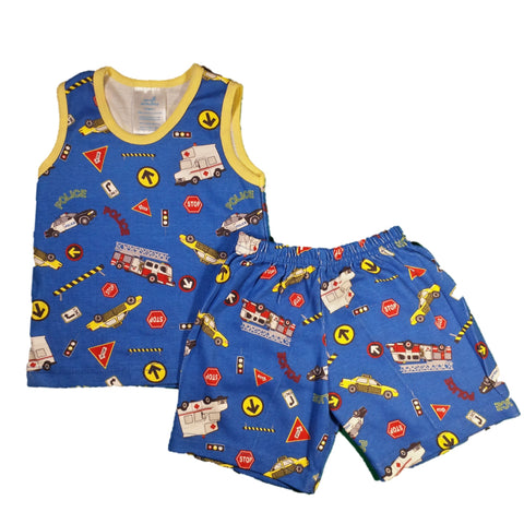 Infant Sando and Shorts Lazada shopping