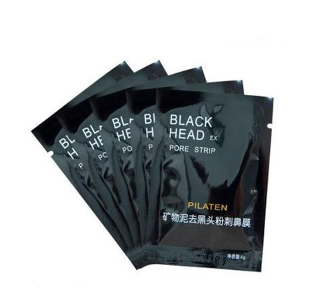 Pilaten Brand Deep Cleansing purifying peel off Blackhead remover Nose Mask 6g Bren Store Philippines